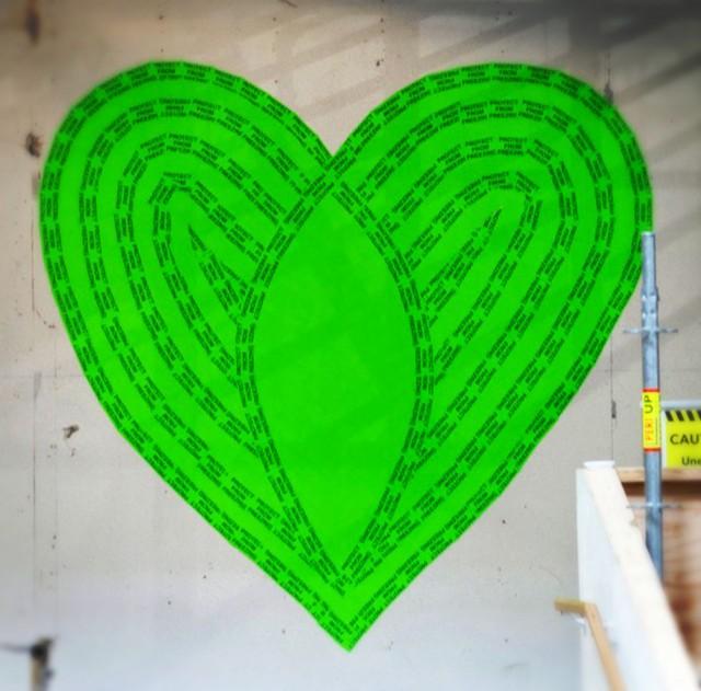 Bow Valley Heart • Guerrilla Hearts